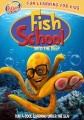 Fish school. Into the deep