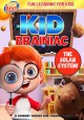 Kid Brainiac. The solar system