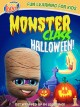 Monster class. Halloween