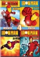 Ironman armored adventures movie 4 pack