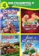 4 kid favorites : WWE tag team collection / Hanna-Barbera, WWE Studios and Warner Bros. Animation presentation.