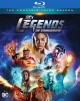 DC's legends of tomorrow. The complete third season.