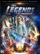 DC's legends of tomorrow. The complete fourth season.
