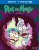 Rick & Morty. Season 4 [videorecording (Blu-ray)].