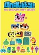 UniKitty!. The complete first season.