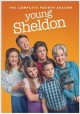 Young Sheldon. The complete fourth season
