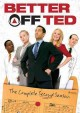 Better Off Ted. The complete second season.