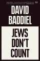 JEWS DONT COUNT [Release Date Sep 2021].