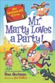 Mr. Marty loves a party!