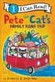 Pete the Cat's family road trip