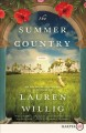 The summer country [text (large print)] : a novel