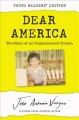 Dear America : the story of an undocumented citizen