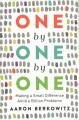 One by one by one : making a small difference amid a billion problems