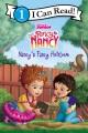 DISNEY JUNIOR FANCY NANCY : nancys fancy heirloom.