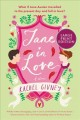 Jane in love [text (large print)] : a novel