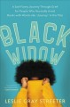 """Black widow : a sad-funny journey through grief for people who normally avoid books with words like """"journey"""" in the title"""