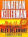Four Classic Alex Delaware Thrillers 4-Book Bundle