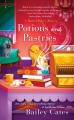 Potions and pastries: a magical bakery mystery