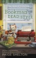 Bookman dead style : a dangerous type mystery