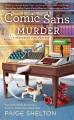 Comic sans murder