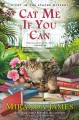Cat me if you can : a cat in the stacks mystery