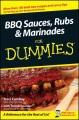 Bbq sauces, rubs & marinades for dummies