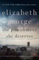 The punishment she deserves : a Lynley novel