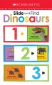 Slide and find dinosaurs.