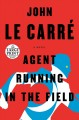 Agent running in the field [text (large print)]