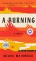 A burning [text (large print)]
