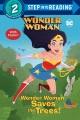 Wonder Woman saves the trees!