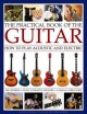 The practical book of the guitar : how to play acoustic and electric, an illustrated history