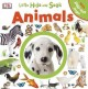 Little hide and seek animals : find spotty puppy throughout the book!