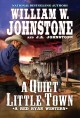 A quiet, little town : a Red Ryan western
