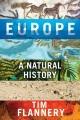 Europe : a natural history