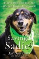 Saving Sadie : how one dog that no one wanted inspired the world
