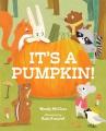 It's a pumpkin!