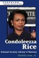 Condoleeza Rice : national security advisor and musician