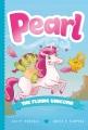 Pearl the flying unicorn