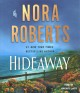 Hideaway [sound recording (book on CD)]