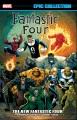 Fantastic Four. The new Fantastic Four