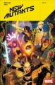 New Mutants by Jonathan Hickman. Vol. 1