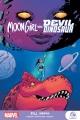 Moon Girl and Devil Dinosaur. Full moon