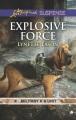 Explosive force