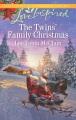 The twins' family Christmas
