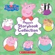 Peppa's storybook collection.
