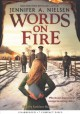 Words on fire [sound recording (book on CD)]