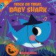 Trick or treat, Baby Shark!