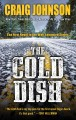 The cold dish [large print]