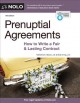 Prenuptial agreements : how to write a fair and lasting contract